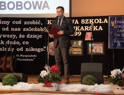 Jubileusz 120-lecia ZSZ im. St. Wyspiańskiego w Bobowej