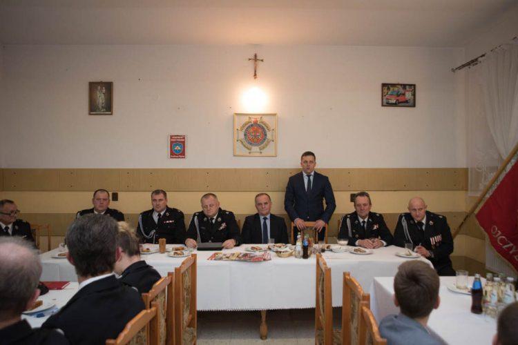 Zebranie Sprawozdawcze OSP w Krużlowej