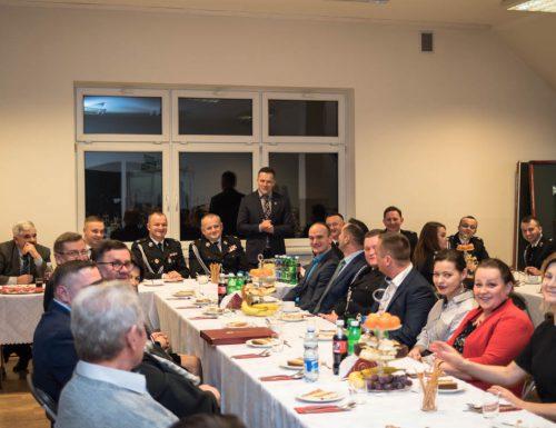 Z wizytą w Korzennej – zebranie sprawozdawcze OSP