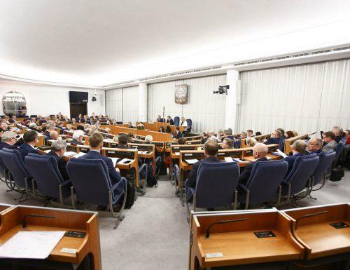 Siódme posiedzenie Senatu RP