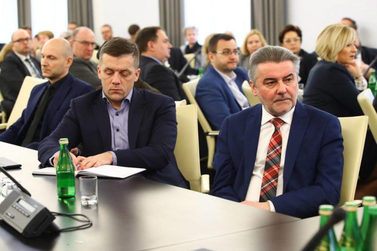 Posiedzenie Komisji Samorządu Terytorialnego i Administracji Państwowej