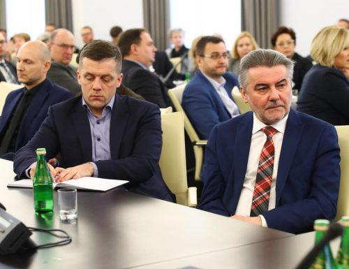 Posiedzenie Komisji Samorządu Terytorialnego i Administracji-1