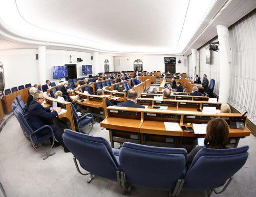 Dziewiąte posiedzenie Senatu RP