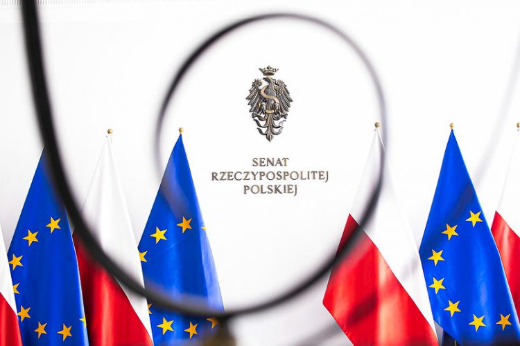 Dziesiąte posiedzenie Senatu RP