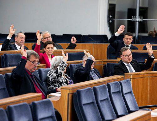 Dwunaste posiedzenie Senatu RP