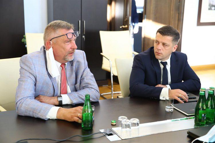 Posiedzenie Komisji Senackich