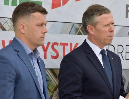 Inwestycje drogowe, oraz pomoc dla firm z Małopolski i Sądecczyzny