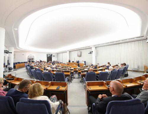 Trzynaste posiedzenie Senatu RP