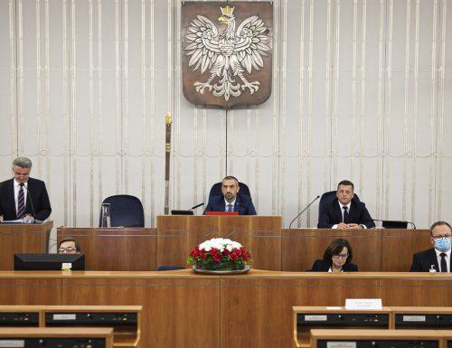 Czternaste posiedzenie Senatu RP