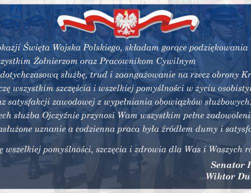 Święto Wojska Polskigo