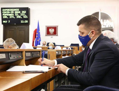 XVIII posiedzenie Senatu RP