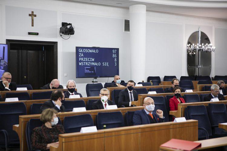 XVIII posiedzenie Senatu RP cz.2