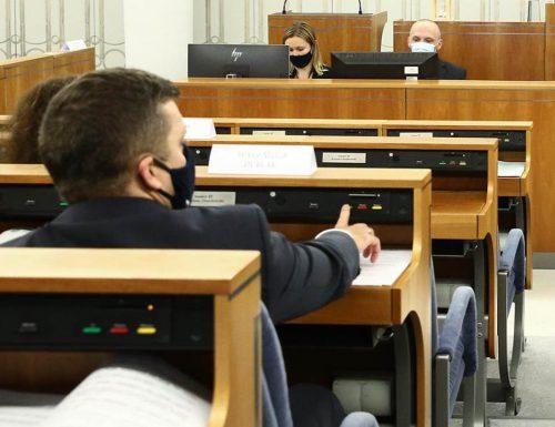 XIX posiedzenie Senatu RP
