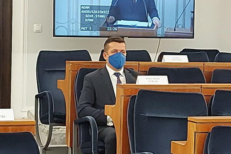 Posiedzenie: 17. Przemówienie senatora Wiktora Durlaka w dyskusji nad punktem 5. porządku obrad: ustawa o doręczeniach elektronicznych