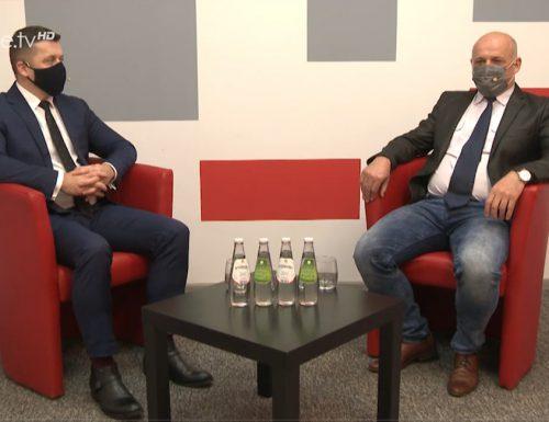 """Wywiad z Senatorem Wiktorem Durlakiem w programie """"Po Godzinach"""", GorliceTV"""