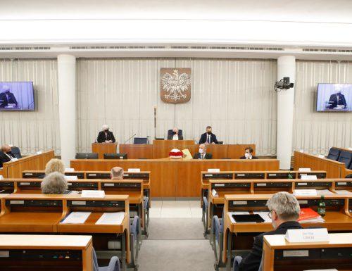 XXIV posiedzenie Senatu RP