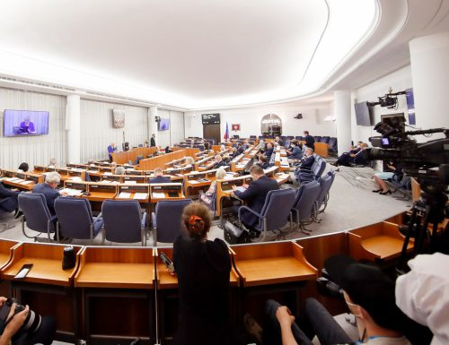 XXVI posiedzenie Senatu RP