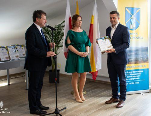 Otwarcie Centrum Rodziny w  Gminie Moszczenica