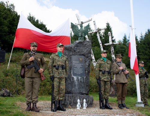 Na Hali Łabowskiej uczczono pamięć ks. Władysława Gurgacza i żołnierzy PPAN