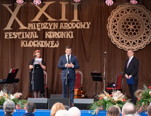 XXII Międzynarodowy Festiwal Koronki Klockowej