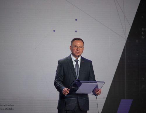 Konferencja CYBERSEC CEE Regions & Cities w Krynicy Zdroju